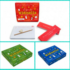 juego de lectoescritura Kidnelis