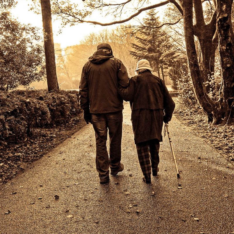 Estimulación Cognitiva En Invidentes Con Demencia Espacio