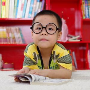lectura, movimientos oculares